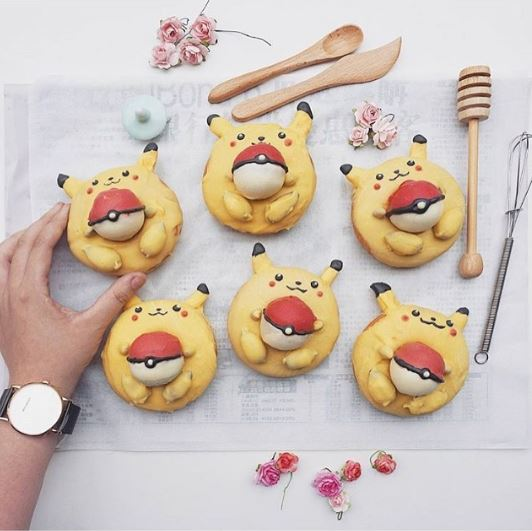 donuts-pikaciu