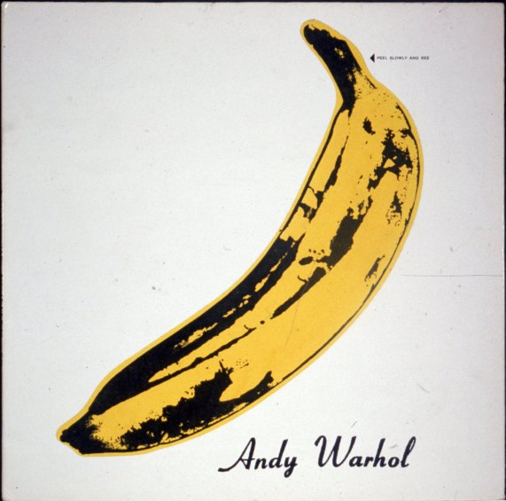 """The Velvet Underground & Nico"" Album Cover By Andy Warhol"