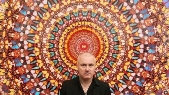Damien Hirst - Fonte Tate gallery