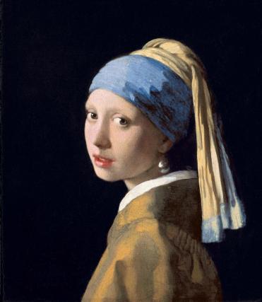 Ragazza con l'orecchino di perla - Jan Vermeer