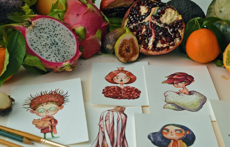 Fruits-as-Characters-18